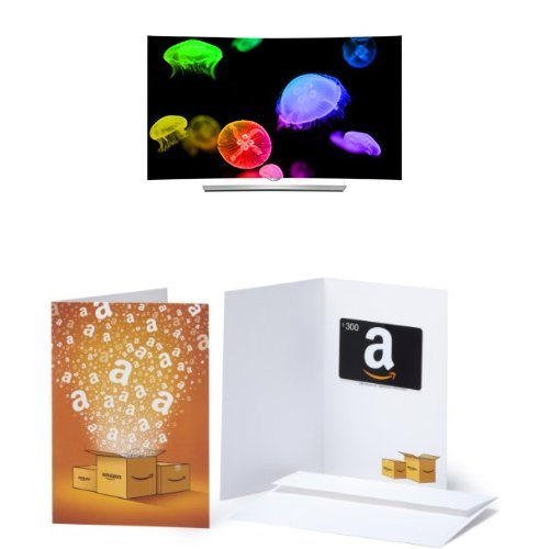 lg electronics 65eg9600 curved 65 inch oled tv with 300 gift card amazon. Black Bedroom Furniture Sets. Home Design Ideas