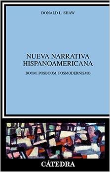 Book Nueva Narrativa Hispanoamericana