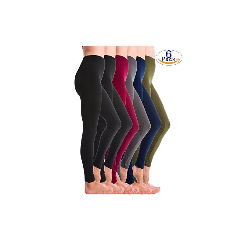 5e83172e69c64 Stretch is Comfort Women's Cotton Plus Size Leggings - Top Plus Size ...