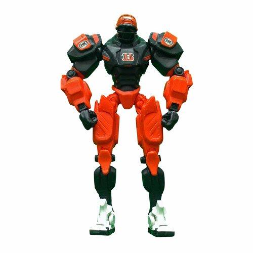 Cincinnati Bengals 10-Inch Fox Sports Team Robot
