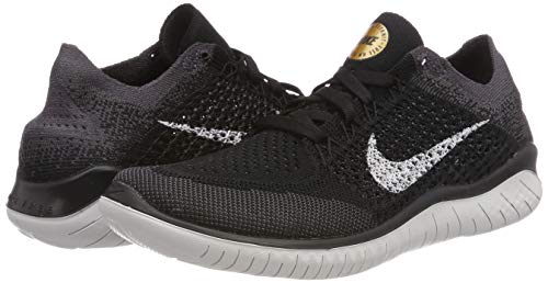 Nike Womens Free Rn Flyknit 2018 Womens 942839-005 Size 5.5 by Nike (Image #5)