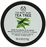 The Body Shop Tea Tree Skin Clearing Clay Face