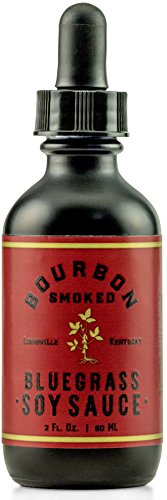 Bourbon Smoked Bluegrass Soy Sauce by Bourbon Barrel Foods