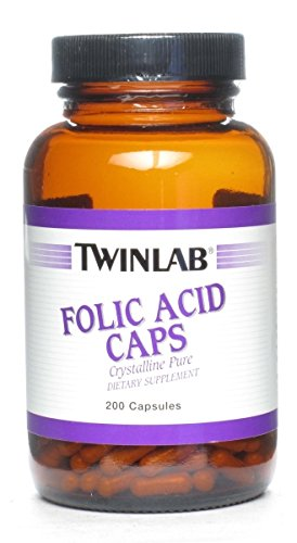 Folic Acid 800mcg Twinlab, Inc 200 Caps