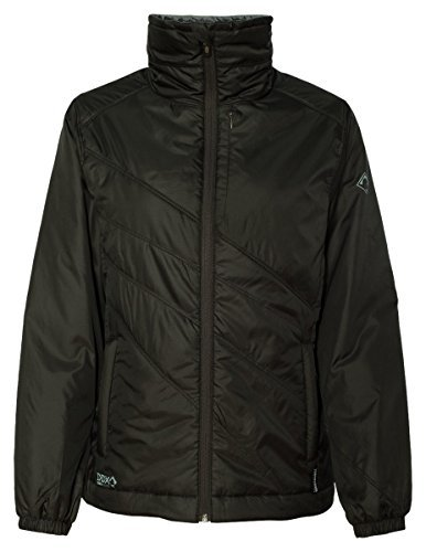 DRI DUCK - Solstice Ladies Thinsulate Lined Puffer Jacket - 9413-Graphite-2XL by DRI Duck by DRI Duck