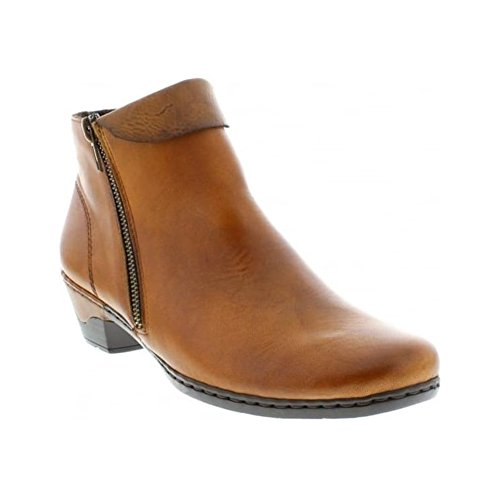 Rieker 49267 Trotteur Brown
