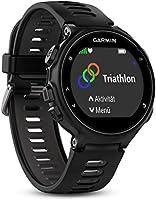 Garmin Forerunner 735XT-GPS-horloge, zwart/grijs, M, 010-01614-06