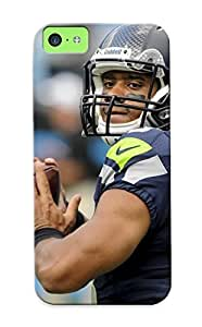 Pirntalonzi 9a37c8f6287 Case For Iphone 5c With Nice 2013 Seale Seahawks Nfl Football Appearance