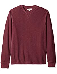 Amazon Brand - Goodthreads Men's Long-Sleeve Slub Thermal Crewneck