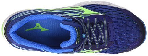 Multicolore Blue de Catalyst Gelb Gecko Homme Gymnastique Green Blueprint Wave Chaussures Aster Mizuno nUqpP01Hp