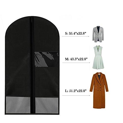 hanging dress travel bag - 5
