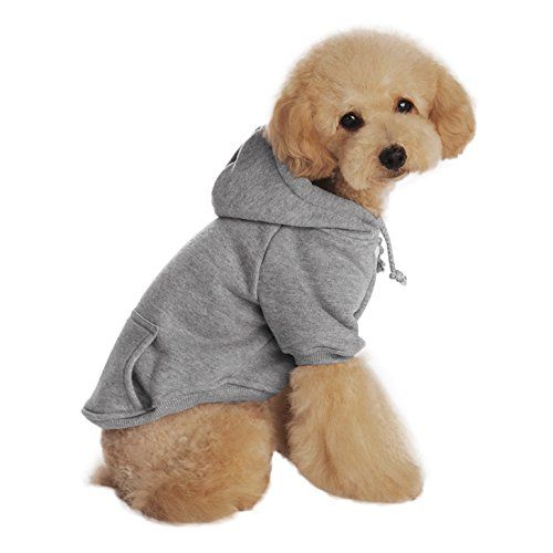 In Staffies Costumes (Cat Dog Coats, Spring Autumn Winter Pets Dogs Cats Sweater Costume Fashion Puppy Hoodie Fleece Coat Outwear Warm Hood Jacket Cloth Button)