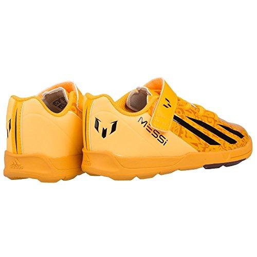 adidas Messi EL l, Sneaker bambini Arancione Yellow  Orange