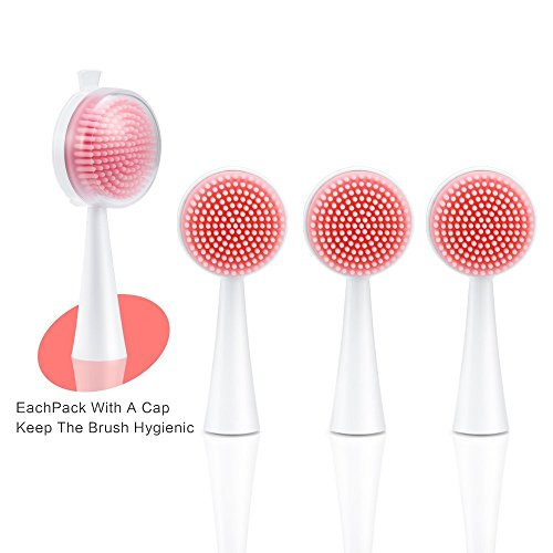 Toothbrush Exfoliate Face