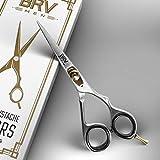 Facial Hair Scissors for Men - Mustache and Beard