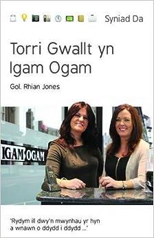 Cyfres Syniad Da: Torri Gwallt yn Igam Ogam by Rhian Jones (2013-05-22)