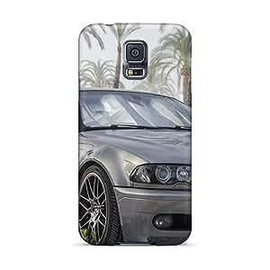Hpb1238ZXIm Richardcustom2008 Bmw E46 Grey Durable Galaxy S5 Tpu Flexible Soft Cases by heywan