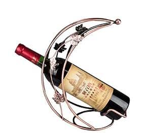 Crescent iron wine rack wine rack wine rack wrought iron home supplies