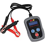Performance Tool W2998 Digital Portable Battery Analyzer, 12V