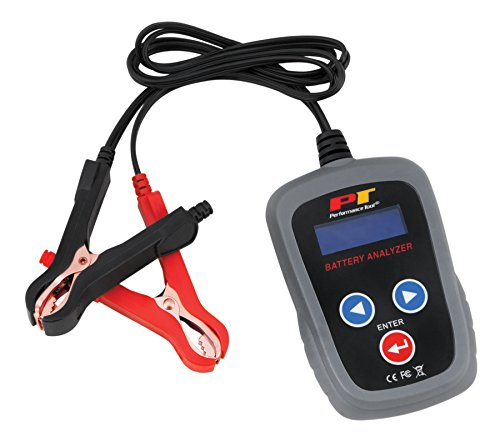Performance Tool W2998 Digital 12 Volt Portable Battery Analyzer (200-1200 Battery Types: LA, AGM, and Vrla), 1 (Agm Type)