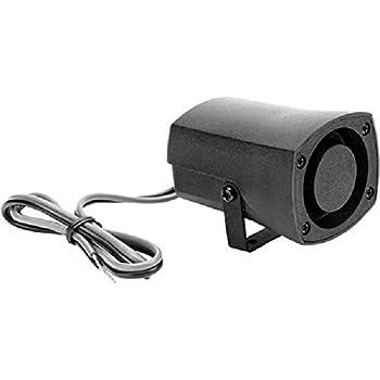 install essentials 513t mini piezo siren car. Black Bedroom Furniture Sets. Home Design Ideas