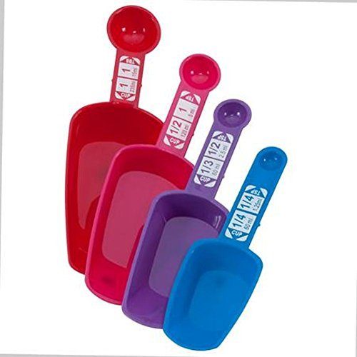 Mainstay 4-Piece Scoop Set
