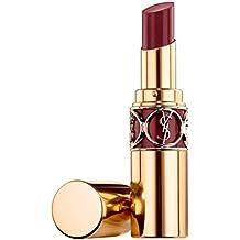 Yves Saint Laurent Rouge Volupte Shine Lipstick Color 2 Pourpre Intouchable