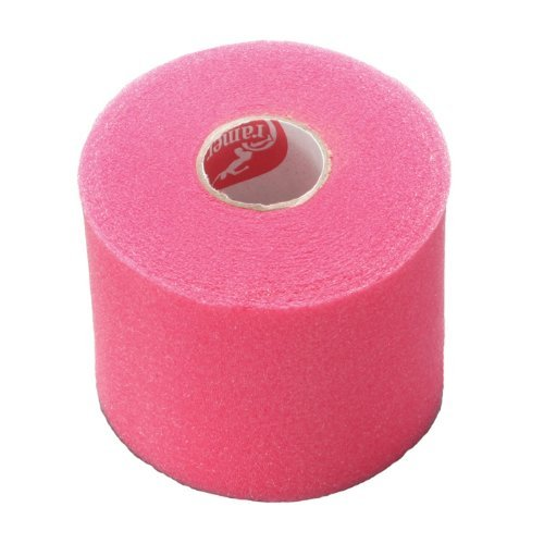 Mixed Colors Bulk Prewrap for Athletic Tape - 48 Rolls, Pink by Vesalius Health
