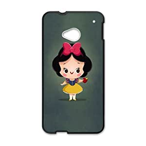 Generic Snow white TPU Cell Phone Cover Case for HTC One M7 AS1W9848513