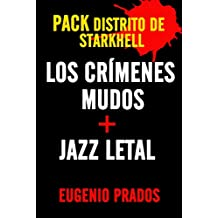 PACK LOS CRÍMENES MUDOS + JAZZ LETAL (Spanish Edition)