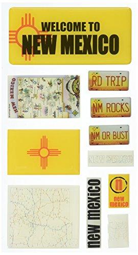 Reminisce Mini Maps, New Mexico