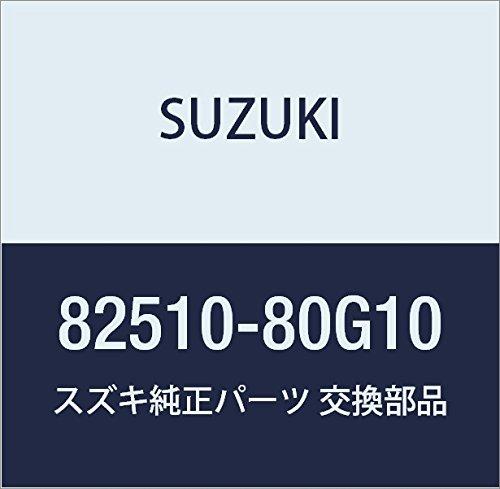SUZUKI (スズキ) 純正部品 ラッチアッシ 品番82510-62R10 B01MSN0FD5 -|82510-62R10