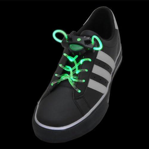 【光る靴ひも】フラッシュ ストリング(グリーン)