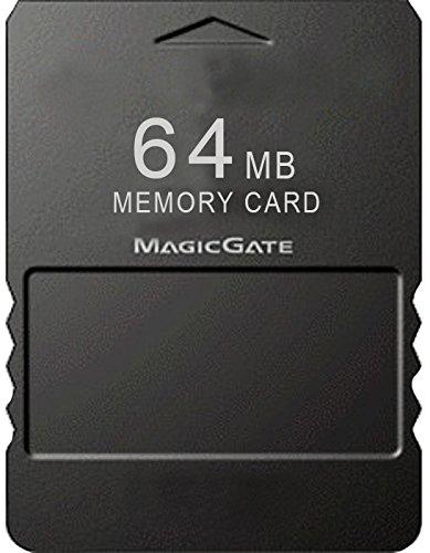 McBoot FMCB 1.966 Tarjeta de memoria 64MB para la Sony Playstation 2 PS2