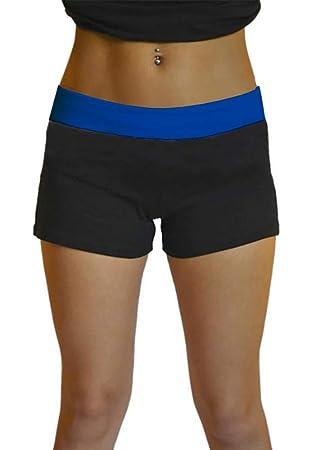 FBYYJK Pantalones Cortos De Yoga Yoga Shorts Mujer Lady Mini ...