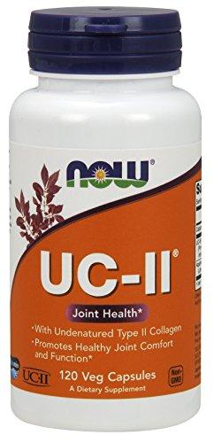 NOW UC-II Type II Collagen,120 Veg Capsules