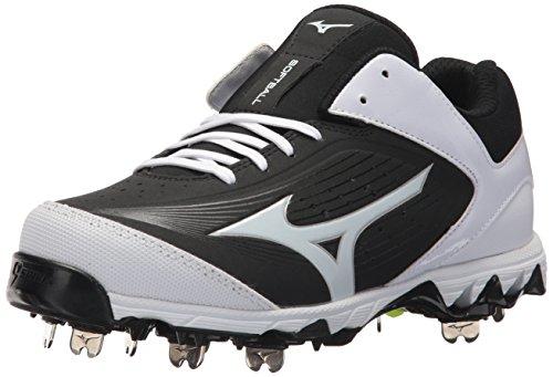 Mizuno (MIZD9) Women's Swift 5 Fastpitch Cleat Softball Shoe – DiZiSports Store