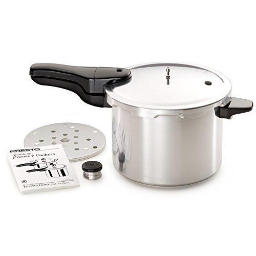 Presto 01264 6 Quart Aluminum Pressure Cooker by Presto (Image #2)'