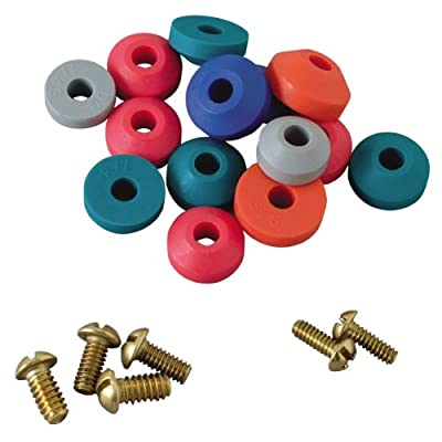 BrassCraft SC2163 Beveled Washer Assortment