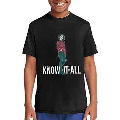 Alessia Cara Unisex Youth Crewneck Soft Customized Stylish Premium Cotton T-Shirt,