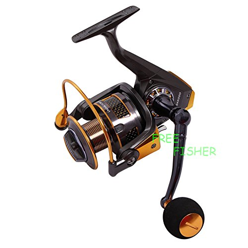 Free Fisher Fishing Spinning Reel 4000