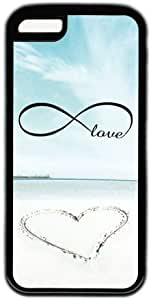Beach Infinity Love Theme for iphone 6 4.7 Case