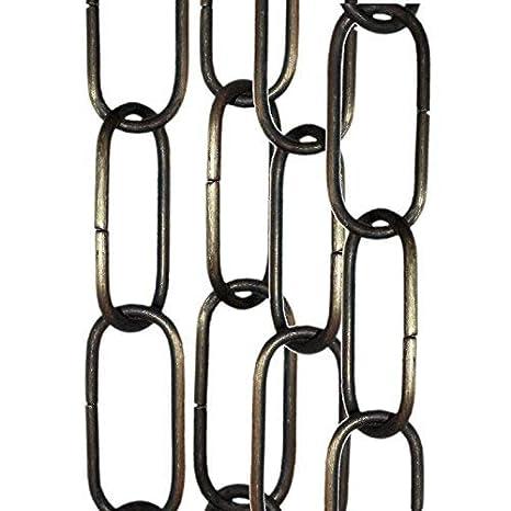 3 unidades de cadena de 50 cm para lámpara de techo, espejo ...