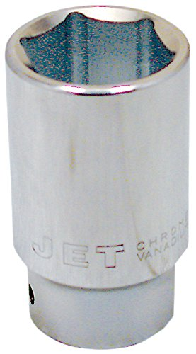 6 Point Jet 673430-3//4-Inch Drive 1-7//8 SAE Chrome Socket Deep