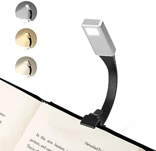 LED Portable Rechargeable Brightness Bookworms