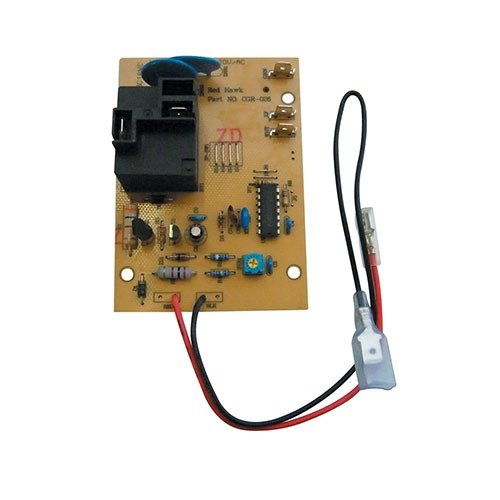 Performance Plus Carts EZGO Powerwise Charger Board, Includes Power Input & Control for Powerwise Chargers (Performance Parts For Ez Go Golf Cart)