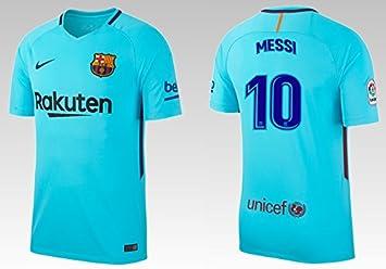 segunda equipacion Barcelona hombre