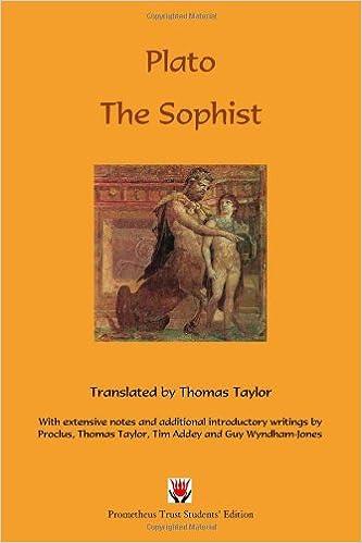 Lataa joomla pdf -kirja The Sophist Suomeksi PDF RTF DJVU 1898910936 by Plato