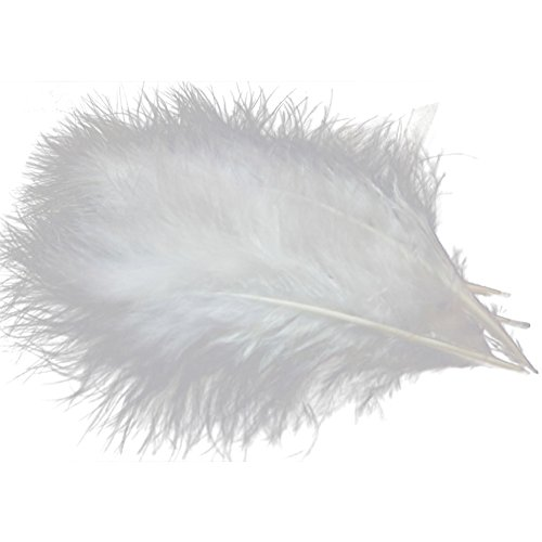 Hgshow 100Pcs Turkey plumage, Many Color Options,Each about 5-6 inches in - Turkey Stores In