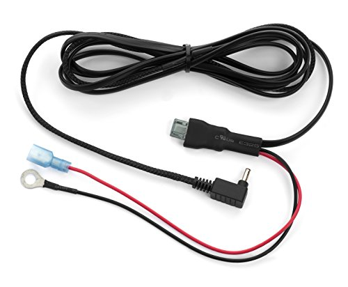 Radar Mount Direct Wire Power Cord For Whistler Radar Detectors w/ Inline Fuse For Sale